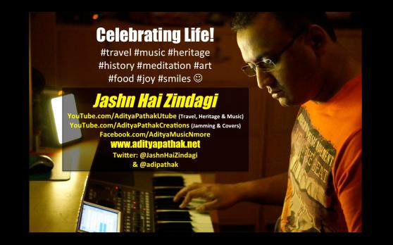Aditya Video Banner - music