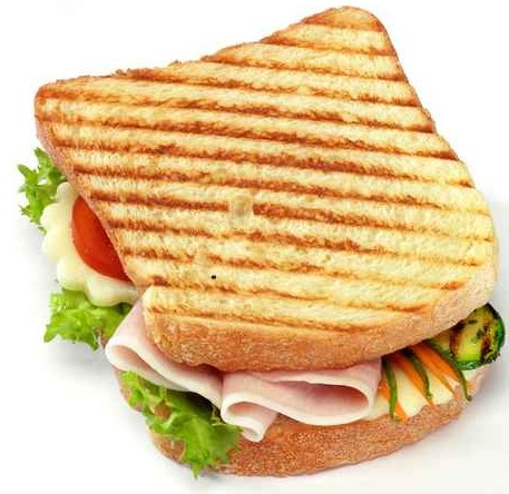 The Grilled Sandwich