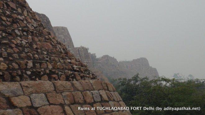 tughlaqabad fort 1