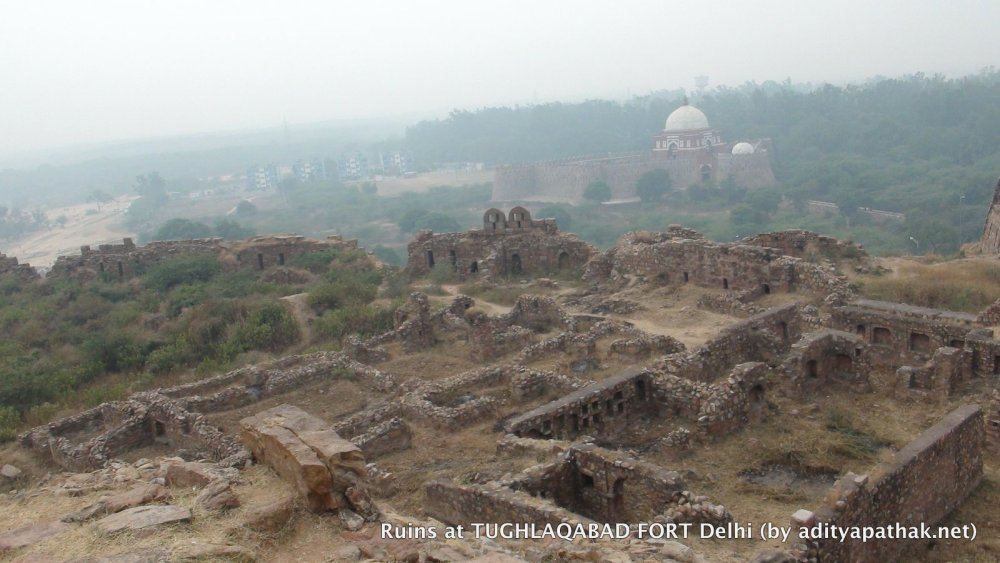 Tughlaqabad Fort (2/4)