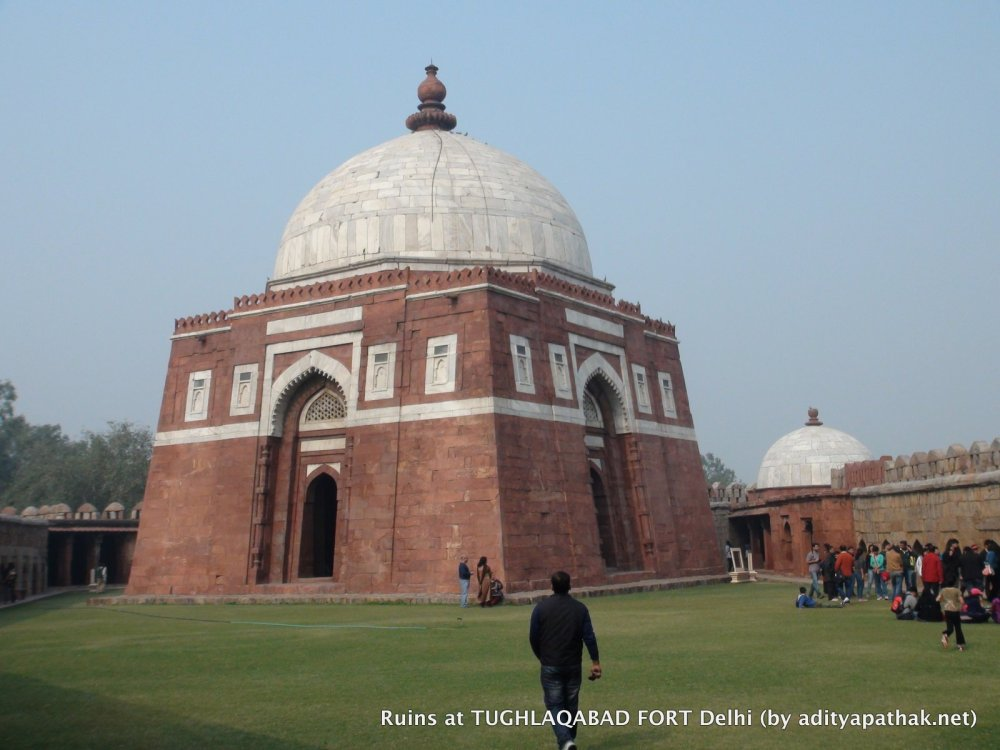 Tughlaqabad Fort (3/4)