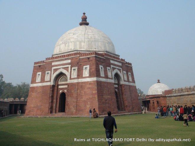 tughlaqabad fort 3