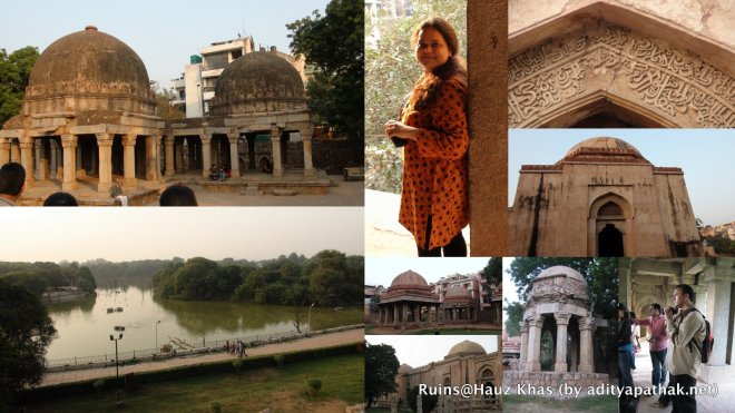 Hauz Khas Collage