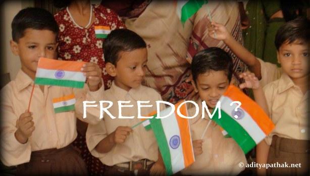 Freedom - Aditya Pathak