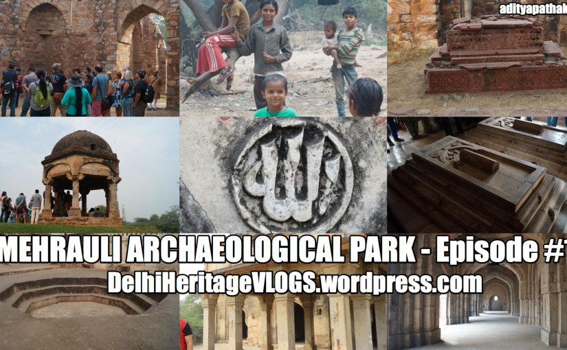 Mehrauli Archaeological Park – Introduction (Episode 1)