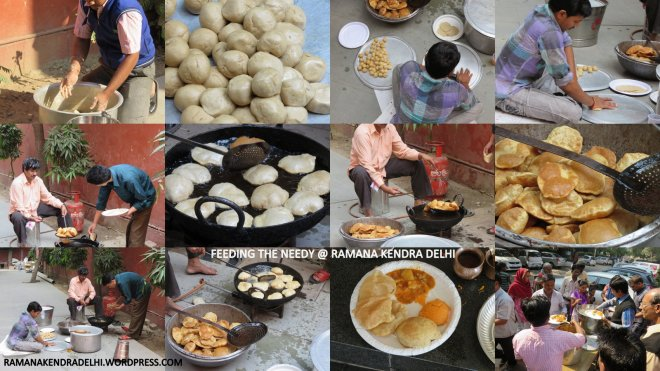 ramana food COLLAGE