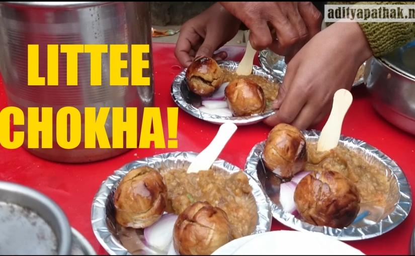 The Littee Chokha wallah:)