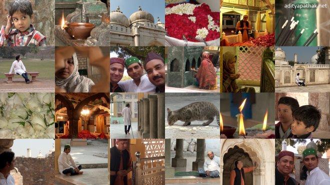 Dargaah visit Collage