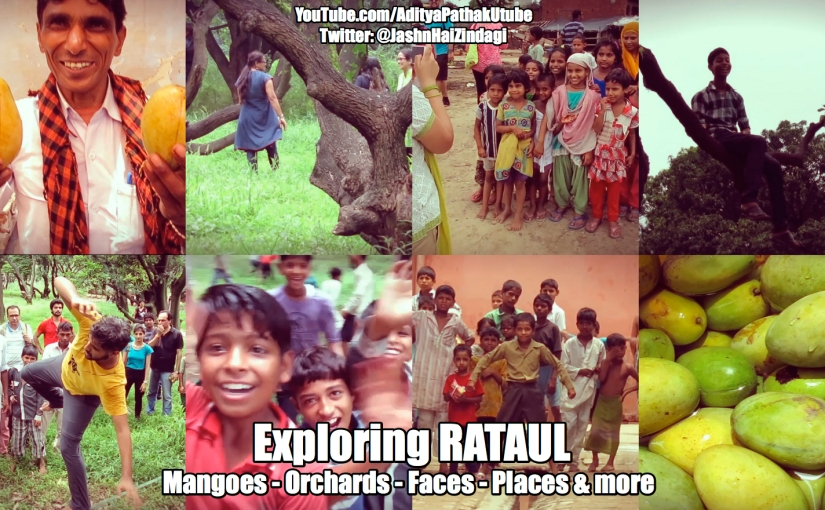 Rataul : Mangoes, Orchards, Faces, Places and more :)