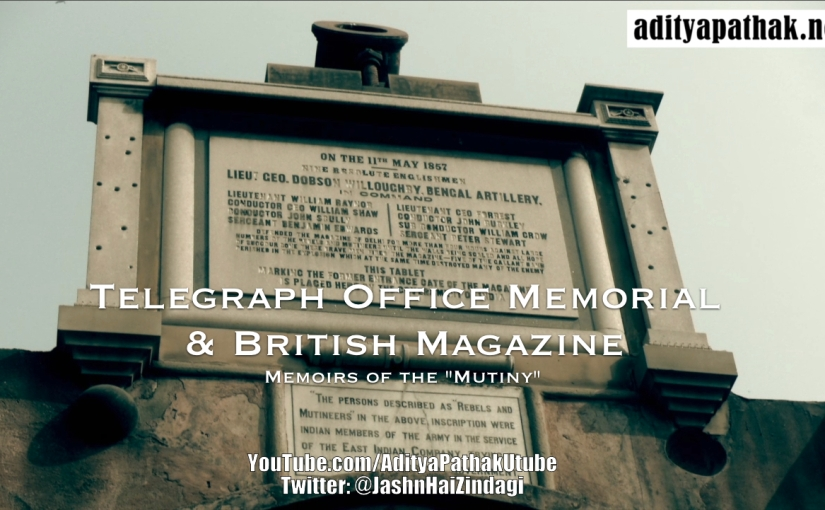 Telegraph Office & Magazine: Remembering the Struggle forFreedom