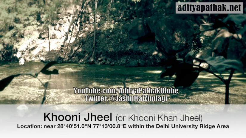 Khooni Jheel – Remembering the Struggle forFreedom