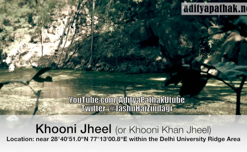 Khooni Jheel – Remembering the Struggle for Freedom
