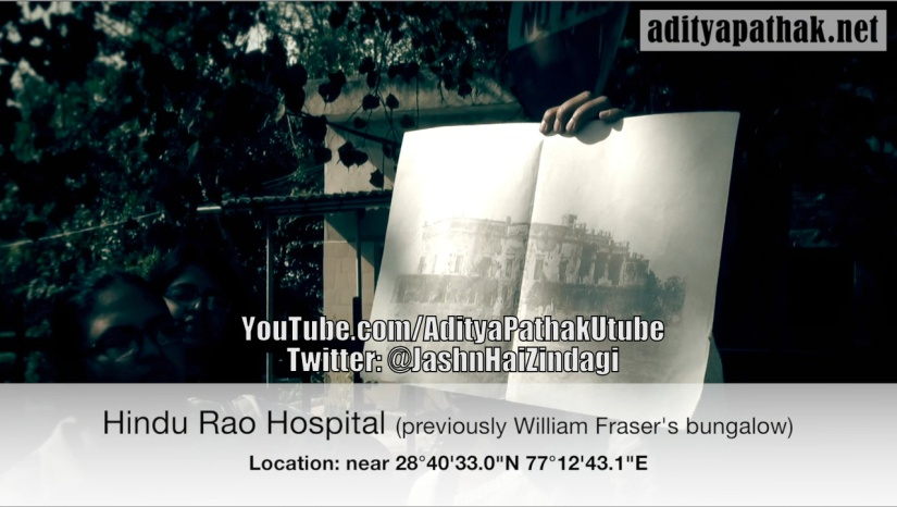 Hindu Rao Hospital – Remembering the Struggle for Freedom!
