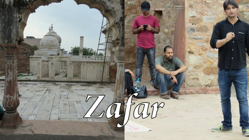 Remembering ZAFAR – a poetic and musical presentation