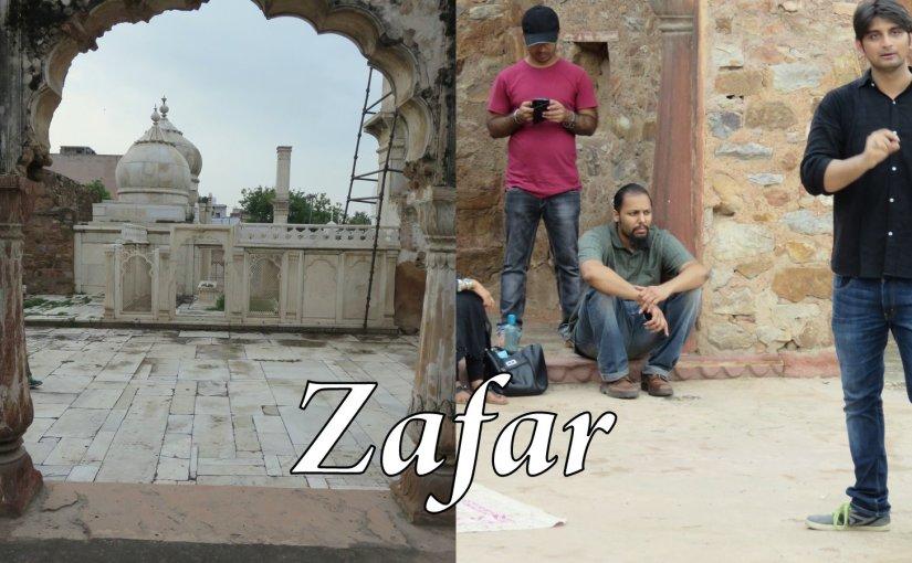 Remembering ZAFAR – a poetic and musicalpresentation