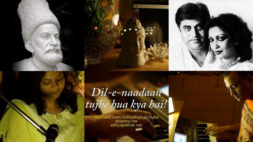 Dil-e-naadaan : RememberingGhalib