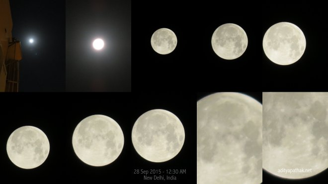 moon collage info