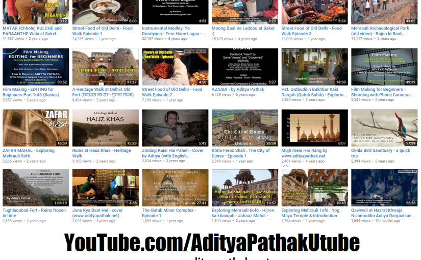 Welcome to our YouTube Channel:)