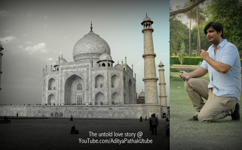 The love story of Shah Jahan and Mumtaz Mahal!