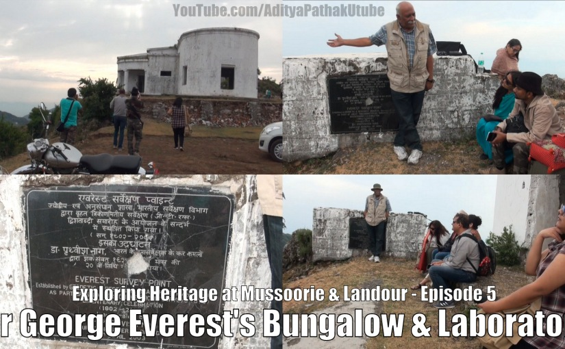 Sir George Everest's House and Laboratory – Park Estate (video)