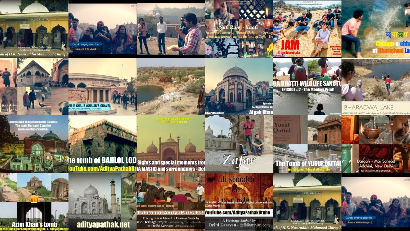 2015 Vlog Recap: DelhiKaravan!