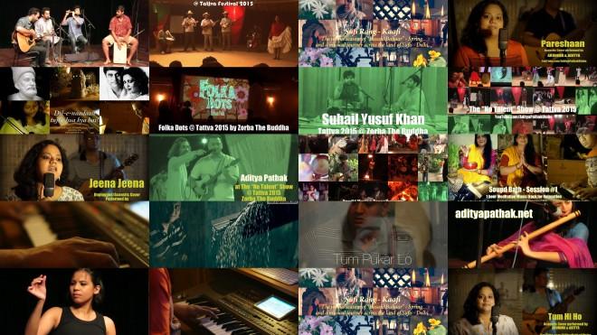 2015 recap music