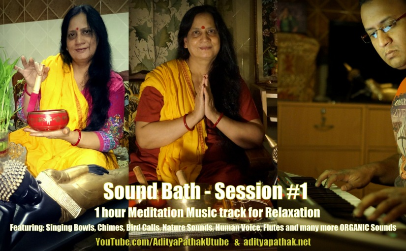Healing SOUND BATH / MEDITATION Music forRelaxation!