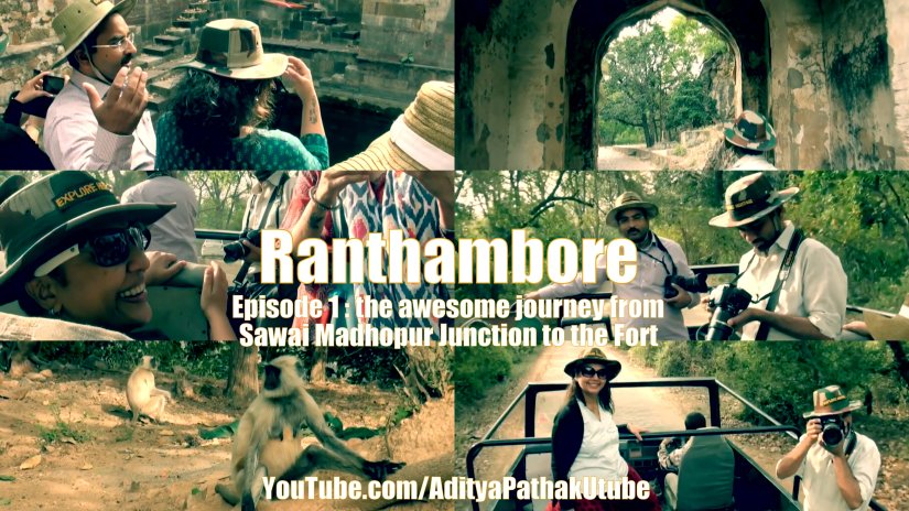 The Mighty Ranthambore (Video 1)