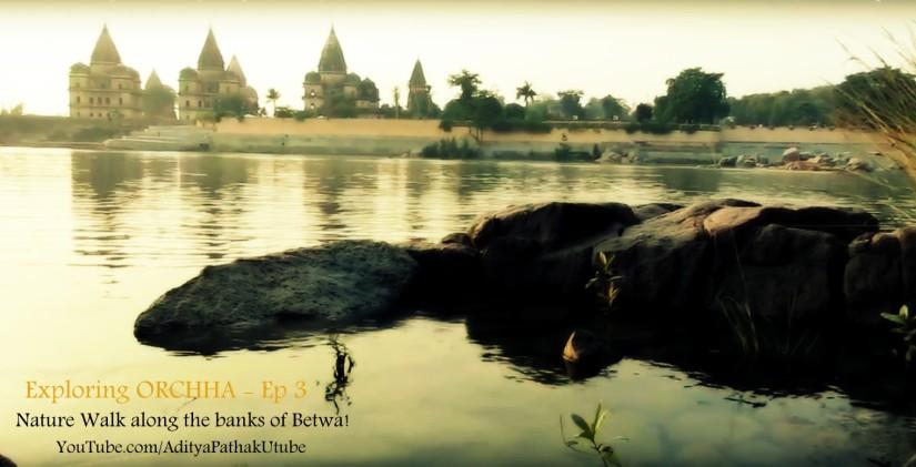 Nature Walk along the banks of Betwa:)