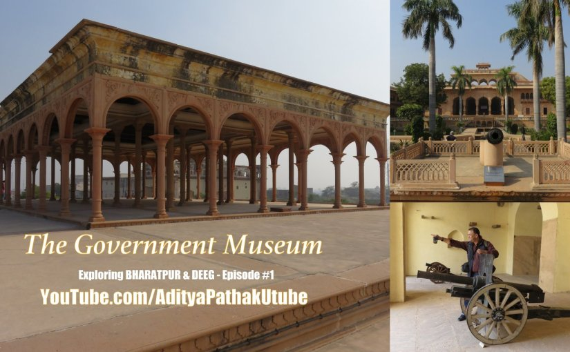 The Government Museum of Bharatpur