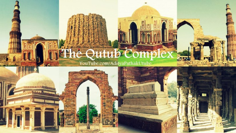 The Qutub Complex : An introduction(video)