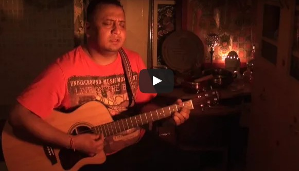 Roz roz aankhon talay (acoustic/live)