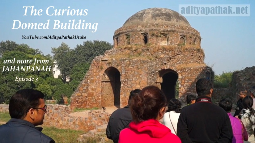 The curious domed building!