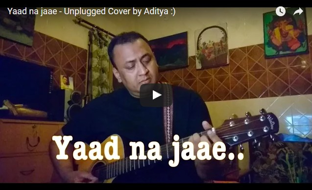 Yaad na jaae – unplugged cover
