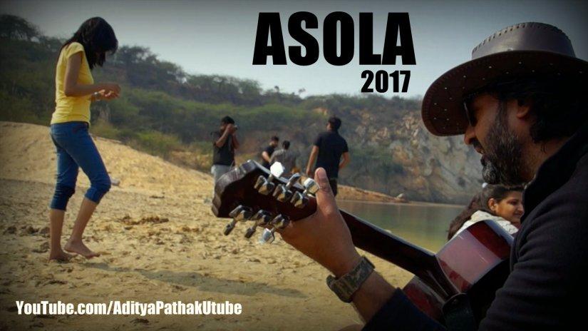 Asola 2017 – Trek to Lake Bharadwaj and Jamming:)