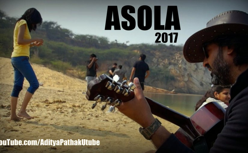 Asola 2017 – Trek to Lake Bharadwaj and Jamming :)