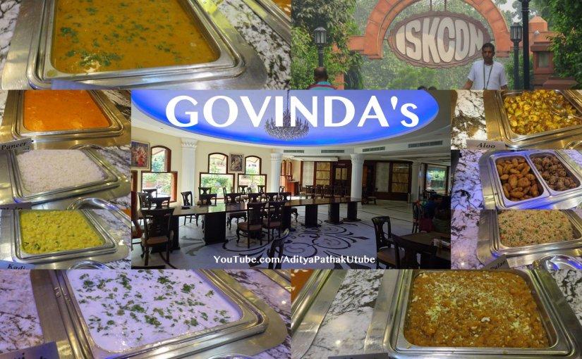 Govinda's at ISKCON TempleDelhi