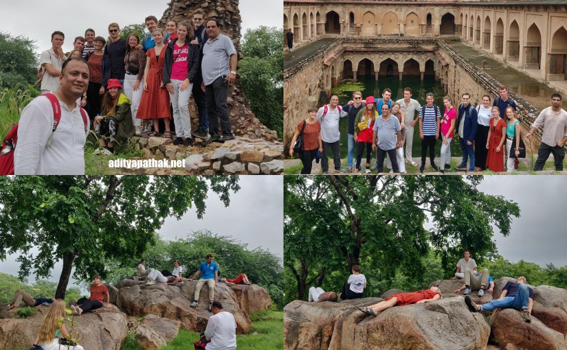 Touring with Europeanstudents!