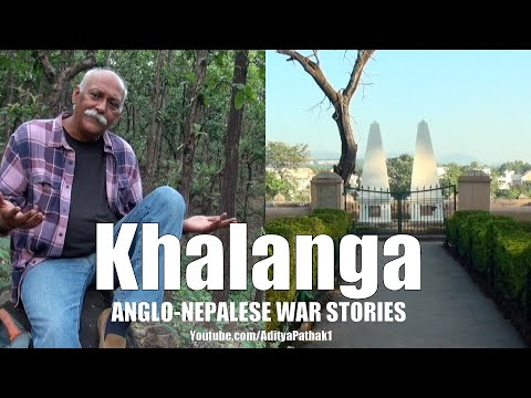 Khalanga War Memorial | Battle of Nalapani | Stories from Anglo Nepalese War | British Gorkha War
