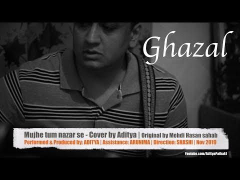 Mujhe Tum Nazar Se(Ghazal)