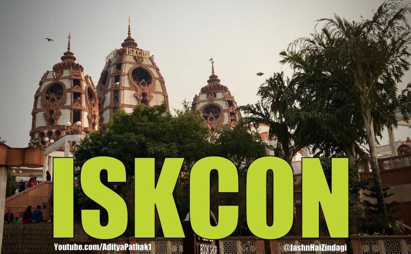 ISKCON Temple Delhi | Glory Of India | Sri Sri Radha Parthasarathi Mandir |Delhi