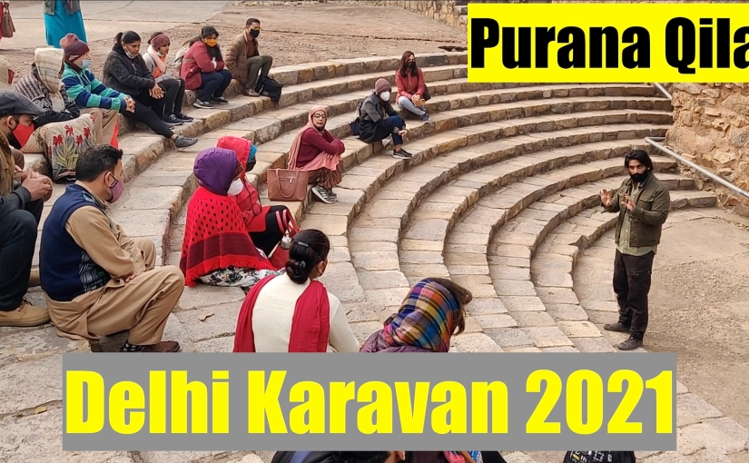 Old Fort | Purana Qila | Hindi |Storytelling