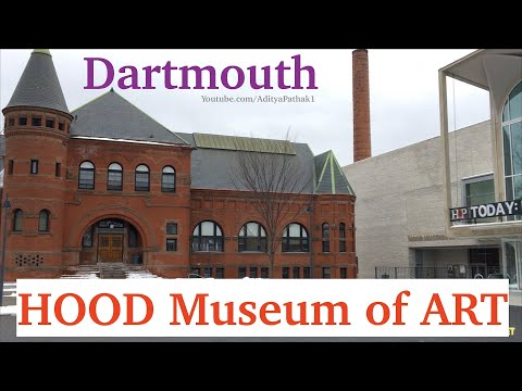 Hood Museum of Art | Dartmouth College | LiberalArts